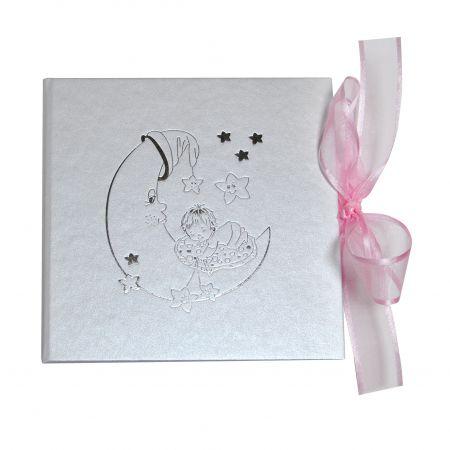 Díptico Luna Bebé 15x15