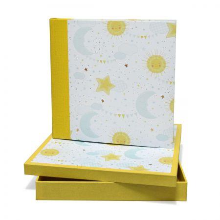 Álbum Estudio Caja Sol y Luna