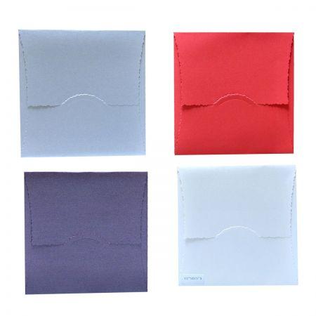 Sobres Colores Rústico 15x15