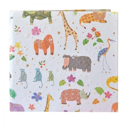 Díptico Zoo 15x15