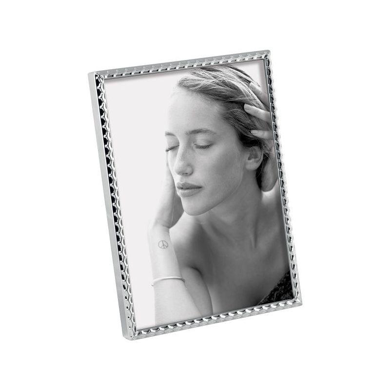 Portafoto Metal Relieve A691