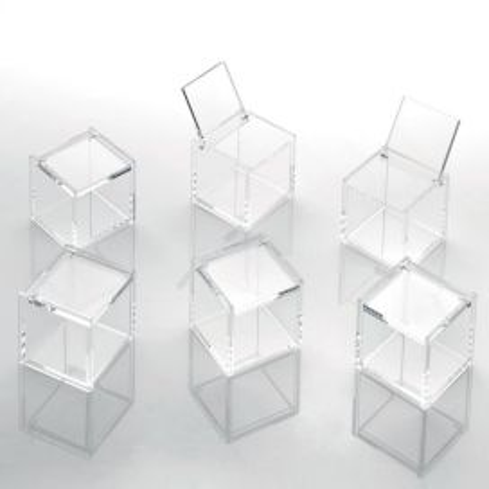 Cajas Acrílicas 5x5x5
