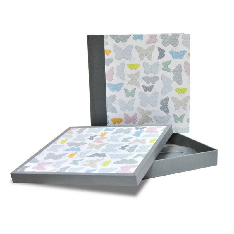 Álbum Caja Infantil Mariposas