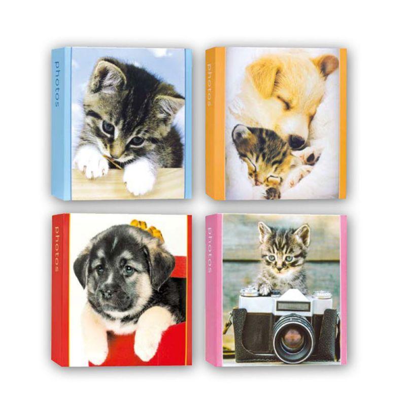 Álbum Slip-in Mascotas
