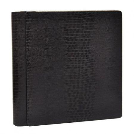 Álbum Hoja Cartulina Iguana Negro 25X25 20B