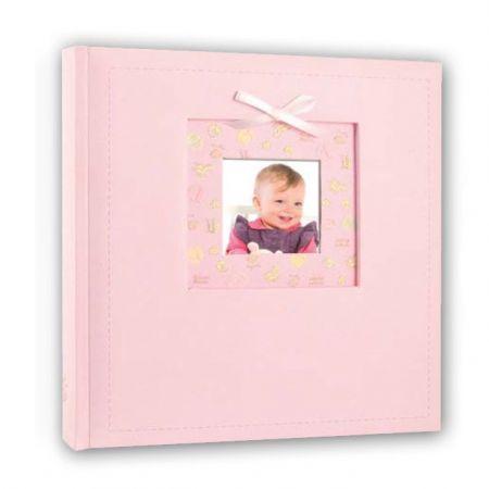 Álbum Infantil Coccole Rosa