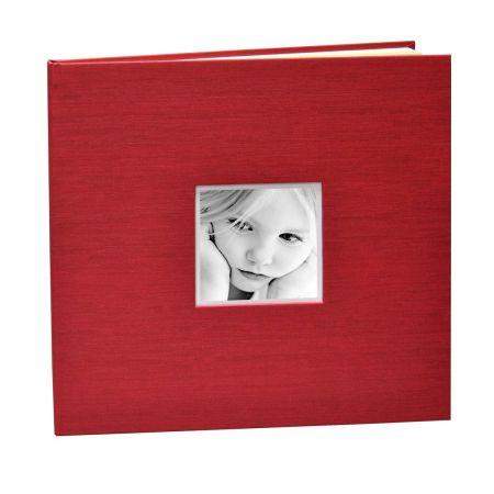 Álbum Rojo Lux 30X30 10 Hojas