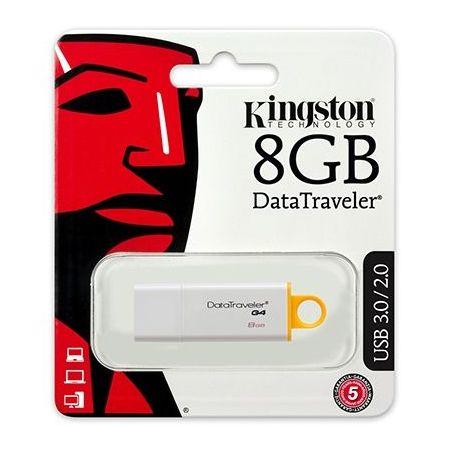 Memoria USB 8GB Data Traveler G4 Kingston