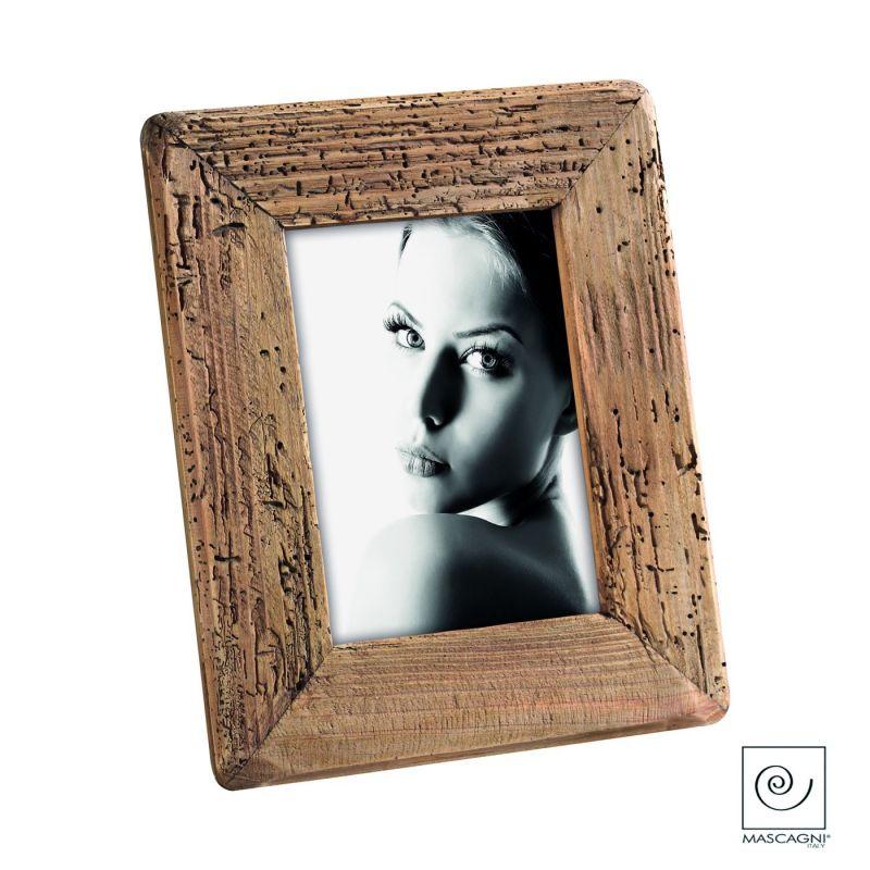 Portafoto Madera Reciclado A1107