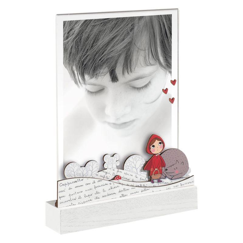 Portafoto Infantil La Sirenita