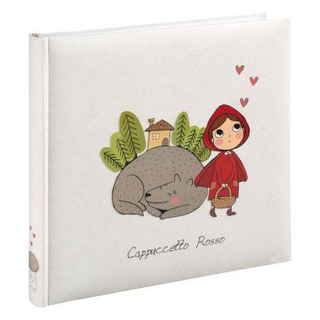 Álbum Infantil Cartulina Caperucita