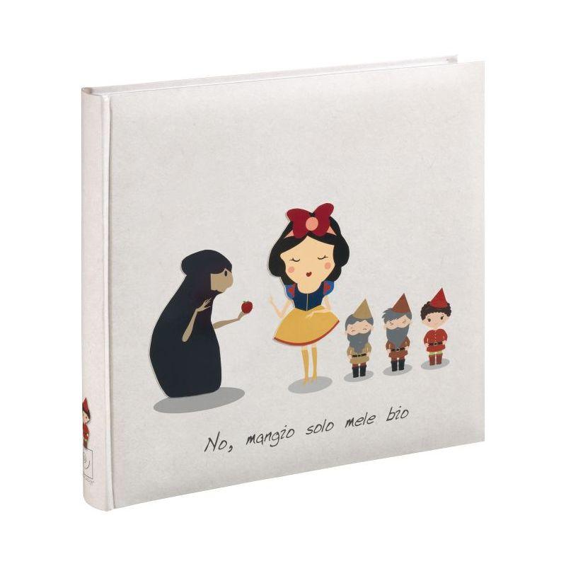 Álbum Infantil Cartulina Blancanieves