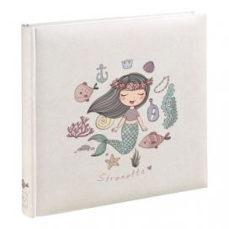 Álbum Infantil Cartulina La Sirenita