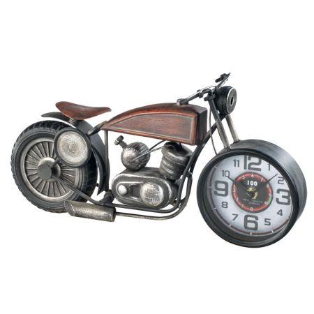 Reloj Metal Moto Sobremesa A1252