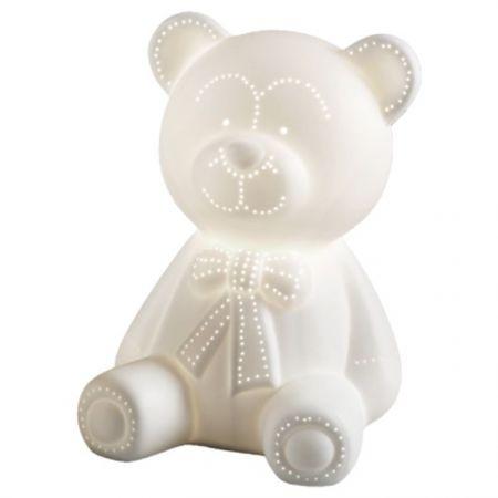 Lámpara Infantil Porcelana Teddy