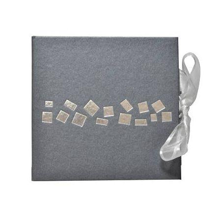Cartonaje Diptico Lazo 15x15