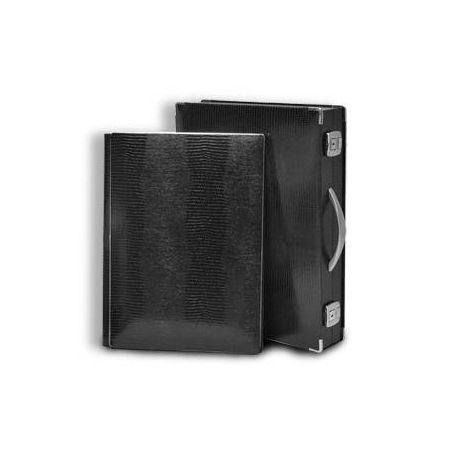 Álbum Hoja Pegar Iguana Negro
