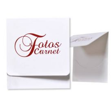 Carteritas Fotos Carnet Blancas