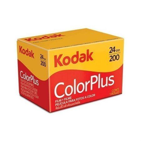Película Kodacolor Plus 24 Exposiciones