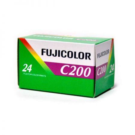 Película Fujicolor C200 - 24 Exposiciones