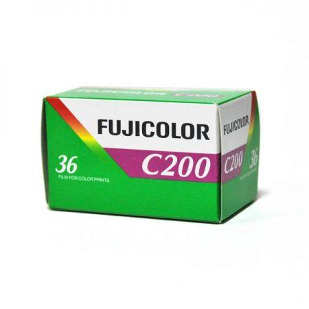 Película Fujicolor C200 - 36 Exposiciones