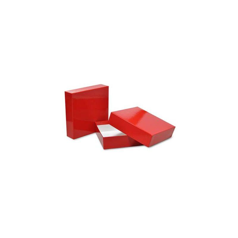 Caja Roja Charol