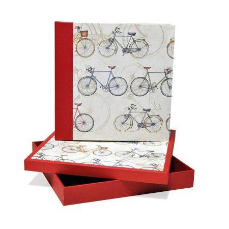 Álbum Caja Bicicletas