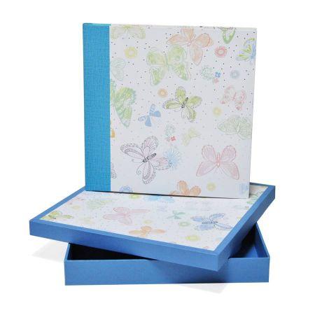 Álbum Caja Mariposas Colores