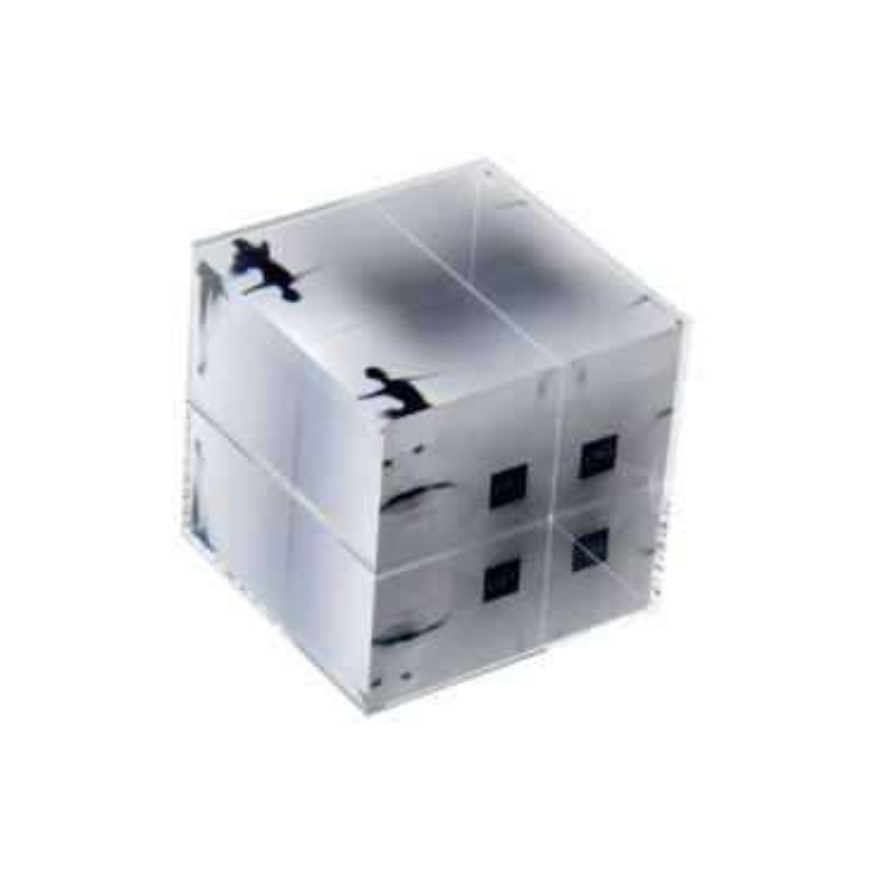 Portafoto Cubo Metacrilato M451